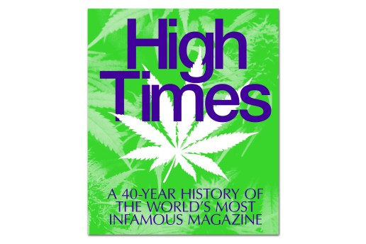 A Look Inside the Book Dedicated to the 40th Anniversary of High Times