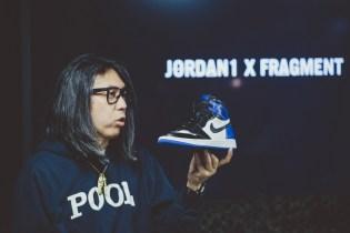 Hiroshi Fujiwara Previews His Upcoming Collaborations with Nike & Jordan Brand