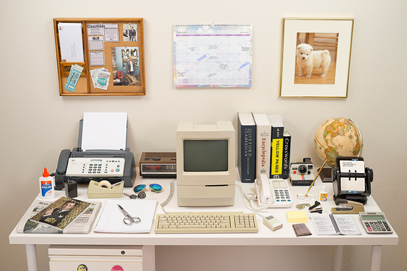 History of the Computer Desk by the Harvard Innovation Lab