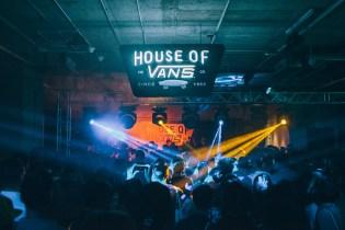 Hong Kong House of Vans 2014 Recap