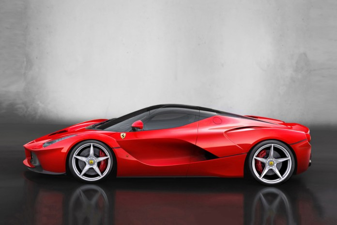 The Criteria of Buying the Ferrari LaFerrari Supercar