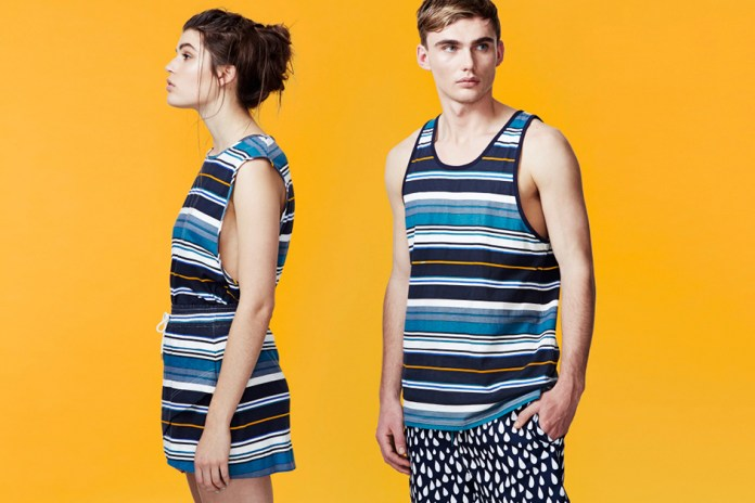 Huffer 2015 Summer Lookbook