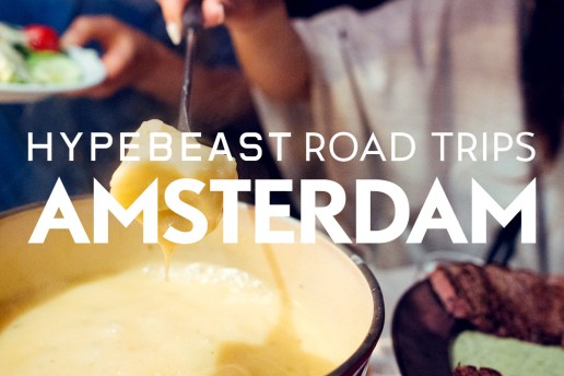 HYPEBEAST Road Trips Amsterdam: A Memorable Steak Experience at Cafe Bern