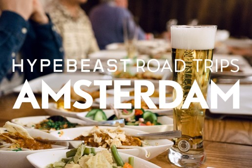 HYPEBEAST Road Trips Amsterdam: Dutch-Style Indonesian Food at BLAUW