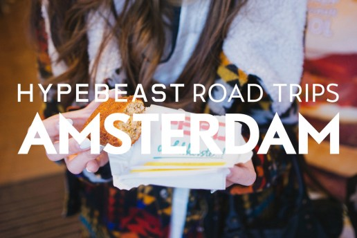 HYPEBEAST Road Trips Amsterdam: The Battle of Croquettes Between Smullers & Febo