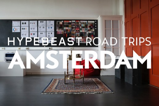 HYPEBEAST Road Trips Amsterdam: Daily Paper Leads the Next Generation of Dutch Youth