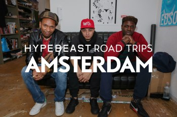 HYPEBEAST Road Trips Amsterdam: The Mighty Patta Crew Tell Their Story