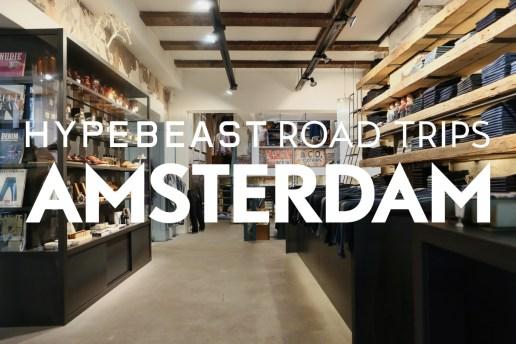 HYPEBEAST Road Trips Amsterdam: The Finer Things in Life Beyond Denim at Tenue de Nîmes