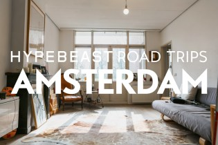 HYPEBEAST Road Trips Amsterdam: The Home of Onitsuka Tiger Designer Harold Arandia