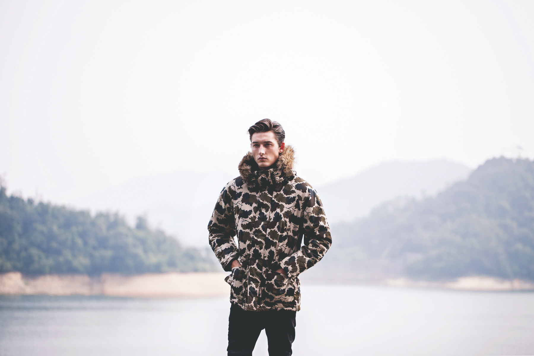 """HYPEBEAST Store 2014 Fall/Winter """"Outer Limits"""" Lookbook"""