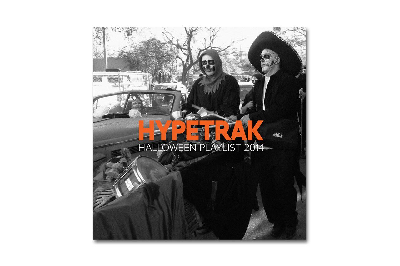 HYPETRAK Halloween Playlist 2014