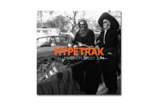 HYPETRAK Halloween Playlist 2014