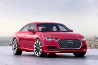 Introducing the Five-Door Audi TT Sportback Concept