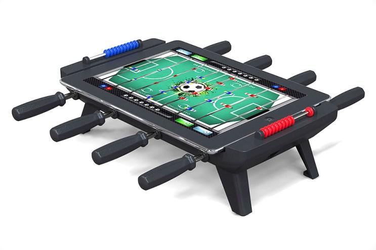 iPad Foosball Table