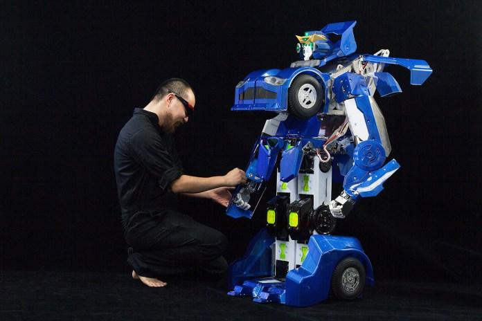 Japanese Hobbyists Build a Working Transformer