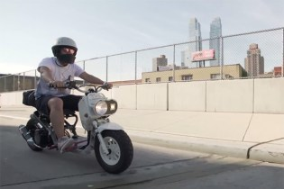 jeffstaple Brings His Dead Scooter Back to Life in This Short Film