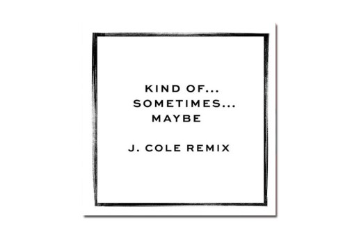 Jessie Ware featuring J. Cole - Kind Of... Sometimes... Maybe... (Remix)