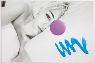 John Baldessari Turns Celebrity Selfies Into Visionaire No. 64 Art Book