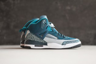 Jordan Spiz'ike Space Blue/Tropical Teal-Fusion Pink