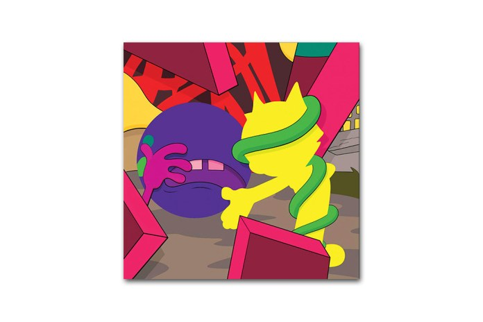 KAWS Set to Release New 'PRESENTING THE PAST' Print