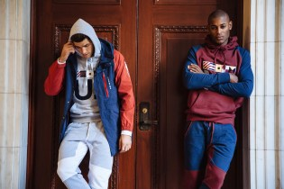 "KITH 2014 Fall ""Academy"" Lookbook"