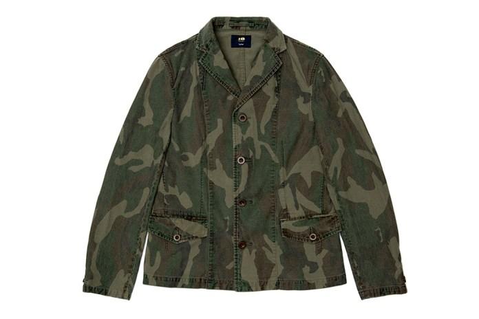 kolor BEACON Dover Street Market Ginza Exclusive Camo Outerwear Collection