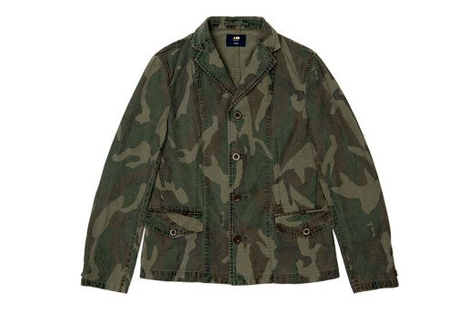 kolor BEACON Dover Street Market Ginza Exclusive Camo Outerwear Collection