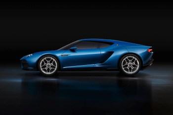 Lamborghini Asterion LPI 910-4 Hybrid Concept
