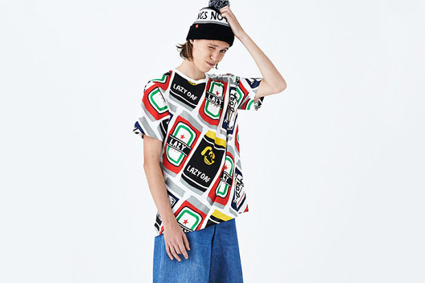 Lazy Oaf 2014 Fall/Winter Collection