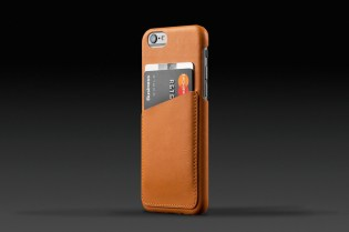 Mujjo Leather Wallet Case for the iPhone 6