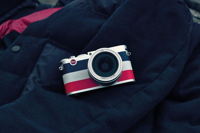 Leica Taps Moncler for an Exclusive 113 Compact Camera
