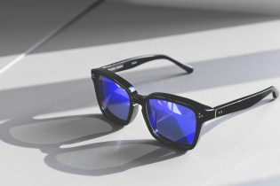 Linda Farrow 2014 Fall/Winter Iconic D-Frame Sunglasses