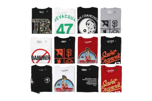 TRUE x LRG Pop-Up Shop Capsule Collection