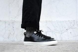 Maiden Noir x Buddy Shoes 2014 Fall Bull Terrier Sneakers