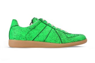 Maison Martin Margiela Fluorescent Replica Sneaker
