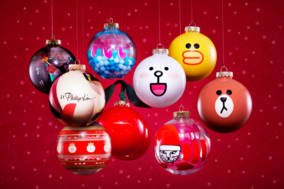 3.1 Phillip Lim, LINE, Craig & Karl Among Others Join MAKE A WISH to Create X'mas Baubles from Upcycled Plastic Bottles