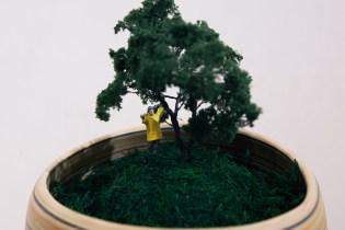 "Makoto Ishiwata ""CORE"" Exhibition by Subcrew Recap"