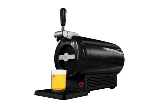 Marc Newson Creates The Sub: A Home Draft Machine for Heineken