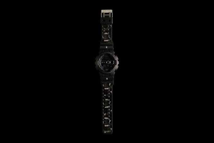 Marcelo Burlon County of Milan x G-SHOCK GD-100-1BER Watches