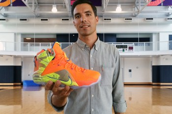 Meet the Man Responsible for Nike Basketball's Colorway Design