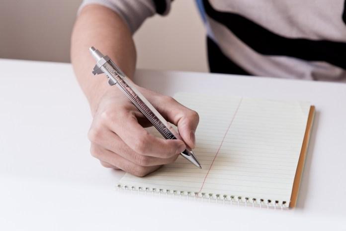Cleo Skribent Messograf Caliper Pen