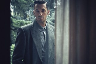 Missoni 2014 Fall Editorial by MR PORTER featuring Ottavio Missoni Jr