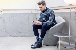 MR GRAY Introduces Its 2014 Fall/Winter Sock Lookbook