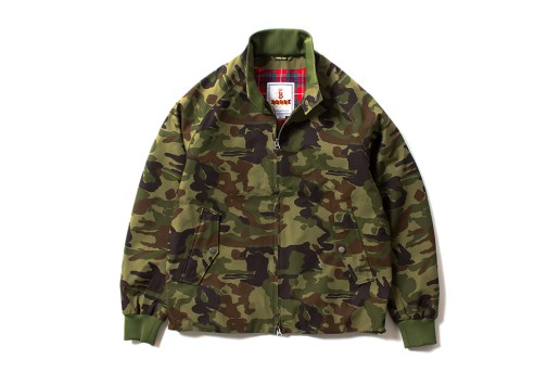 nanamica x Baracuta 2014 Fall/Winter GORE-TEX N9 Jacket