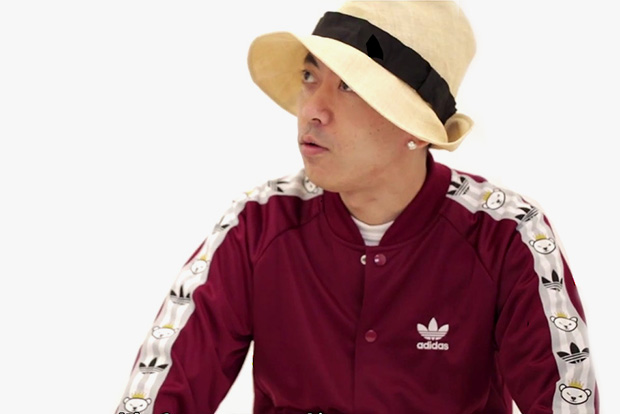 NIGO Explains How Tokyo's Fashion DNA is Ingrained in His 2014 Fall/Winter adidas Originals Collection