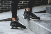 Nike 2014 Air Max 90 Sneakerboot Black/Grey-White