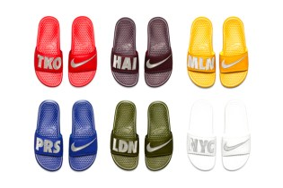 Nike Sportswear WMNS Benassi City Collection