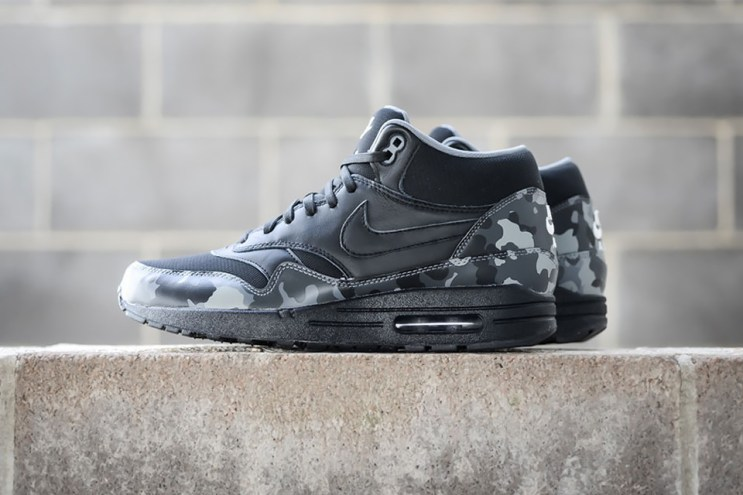 """A Closer Look at the Nike 2014 Fall/Winter """"Camouflage"""" Pack"""