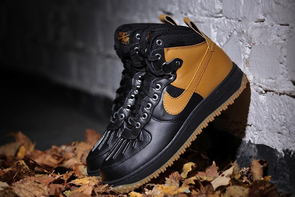Nike 2014 Fall/Winter Air Force 1 Duckboot