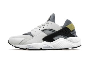 "Nike Air Huarache ""Light Ash Grey"" JD Sports Exclusive"